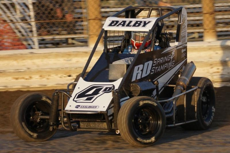 USAC Wingless Sprints Oklahoma archive at YankeeRacer com